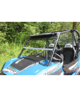 Folding front windshield - 71-7882