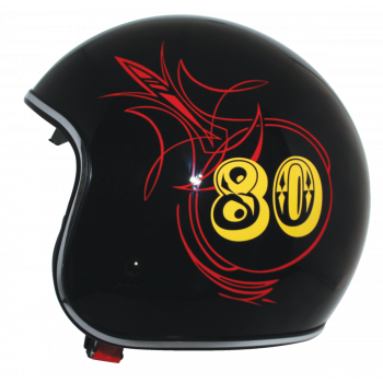 ROUTE 80 (DOOZIE) Casques