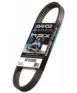 HPX - High Performance Extreme snowmobile belt