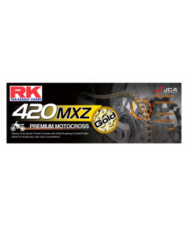 420MXZ Special Racing chain