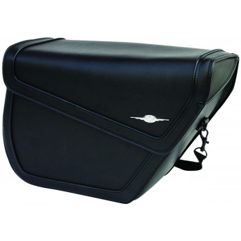 Albany Sleek saddlebags with strap Parts & Other Accessories