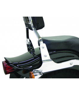 Backrest mounting bracket