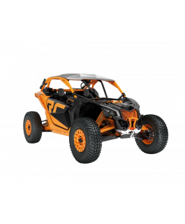 Cam Am BRP Maverick X3 X-RC Orange Crush Rock Crawler Edition 1:18