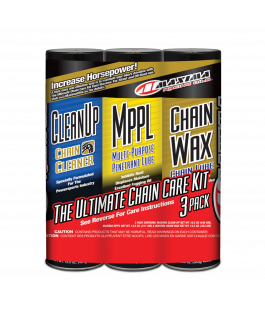 Chain Care kit with Chain Wax