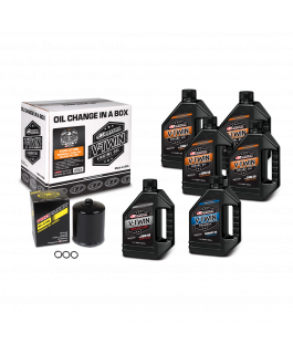 Complete H-D® V-Twin oil change kit
