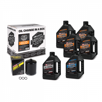 Complete H-D® V-Twin oil change kit Lubricants & Chemicals