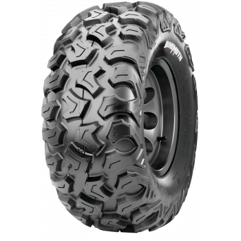 CU08 Rear - Behemoth Tires & Wheels