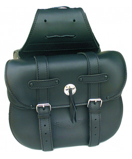 Deluxe Dallas Classic saddlebags