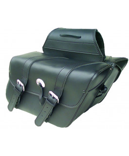 Deluxe Houston Classic saddlebags