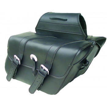 Deluxe Houston Classic saddlebags Parts & Other Accessories