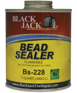 Extra-thick bead sealer with brush