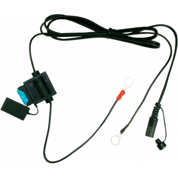 Female coaxial cable with Accumate connector Handlebars & Grips