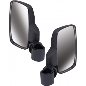 Foldable rear view mirror set for UTV Parts & Other Accessories