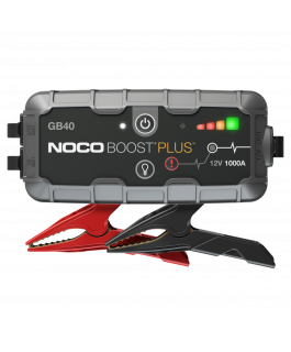 GB40 Noco Boost® Plus™ UltraSafe® lithium jump starter 12V 1,000Amp