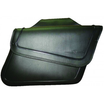 Houston Sleek saddlebags Parts & Other Accessories