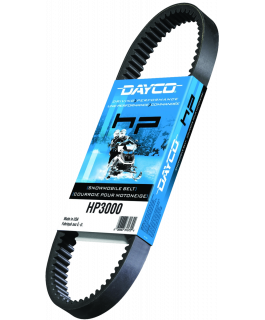 HP - High Performance snowmobile belt