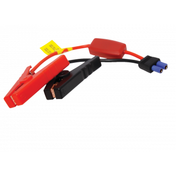 Jump cable with clamps Batteries & Chargers