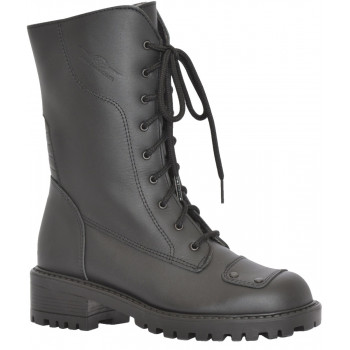 Ladies Doc Moto I boots Boots