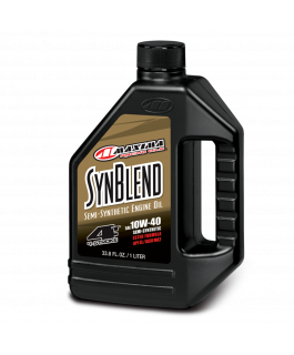 Maxum SynBlend4 synthetic blend oils