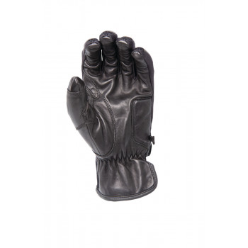 Men's Breather genuine leather and polyester 3D mesh gloves Gloves