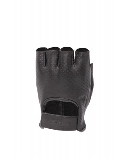 Men's Chopper Deluxe Perforated genuine leather gloves