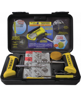 Multi-use T-Bone tire repair kit