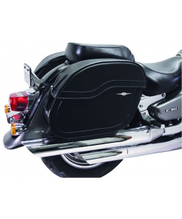 Nashville saddlebags Sleek