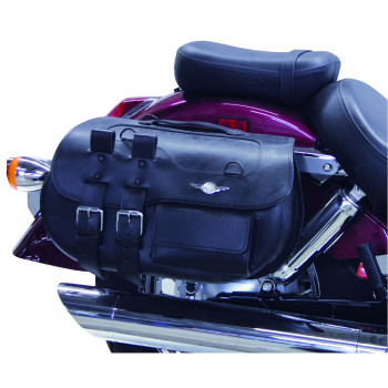 Nevada Classic Leather Tek saddlebags Parts & Other Accessories