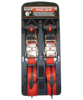 Over-Centre buckle straps