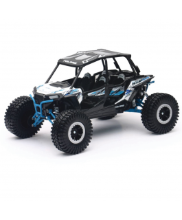 Polaris RZR XP4 Turbo - Rock Crawler 1:18