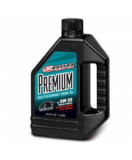 Premium high performance engine oil