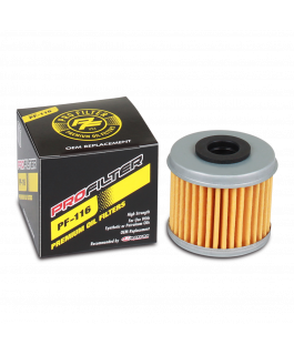 Premium replacement oil filter