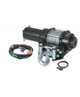 Quadrax® 2600lbs ATV winch with wired remote