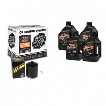 Quick H-D® V-Twin oil change kit Lubricants & Chemicals