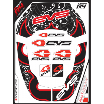 R4 Graphic Kit Luchador Protection