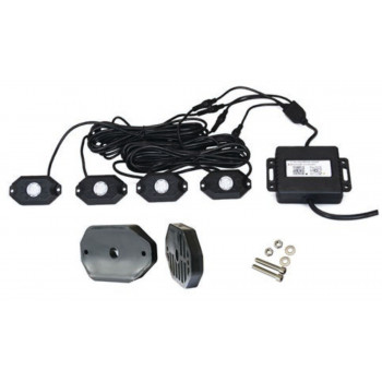 RGB LED rock lights Parts & Other Accessories
