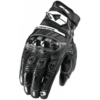 SILVERSTONE Full leather sport gloves Protection