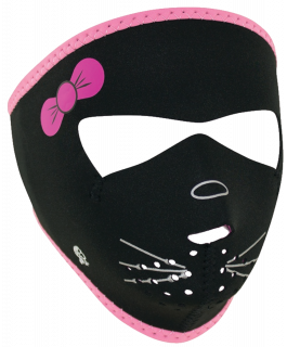 Smaller full face neoprene mask