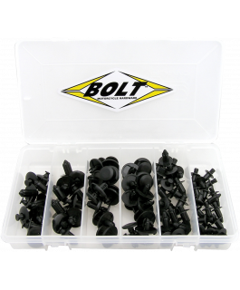 Sportbike / Scooter Plastic clip assortment