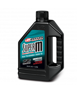 Super M Injector ester based semi-synthetic oil