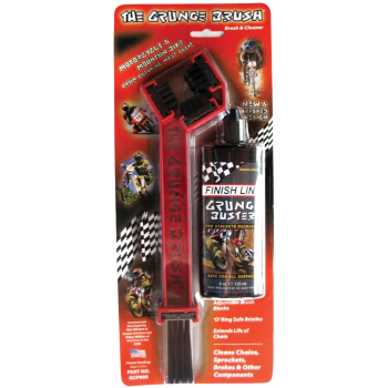The Grunge Brush - Chain cleaning brush COMBO PACK Parts & Other Accessories
