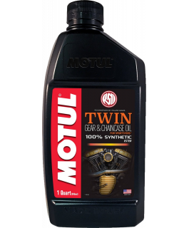 Twin gear & chaincase oil for Sporsters