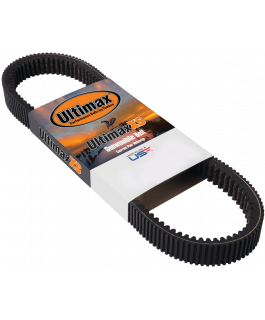 Ultimax XS snowmobile belts