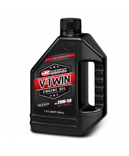 V-Twin full synthetic engine oil