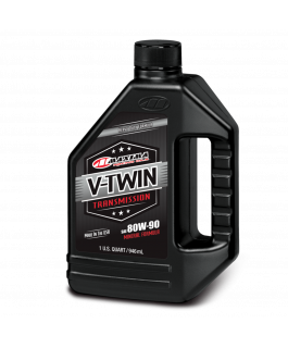 V-Twin transmission and gear oil