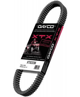 XTX Xtreme Torque - Belts for extremely powerful ATV and UTV