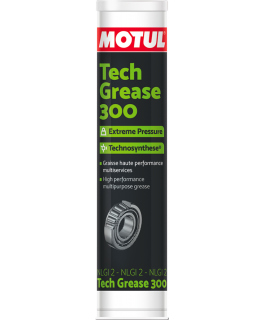 Tech Grease 300 Semi-synthétique – Lithium complexe